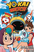 Image: Yo-Kai Watch Vol. 09 GN  - Viz LLC