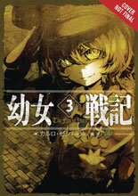 Image: Saga of Tanya: Evil Light Novel Vol. 03 SC  - Yen On