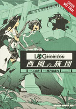 Image: Log Horizon: West Wind Brigade Vol. 09 GN  - Yen Press