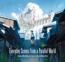Image: Everyday Scenes from a Parallel World SC  - Pie Books