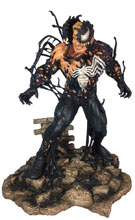 Image: Marvel Gallery PVC Statue: Venom Comic  - Diamond Select Toys LLC