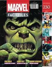 Image: Marvel Fact Files #230 (Hulk cover) - Eaglemoss Publications Ltd
