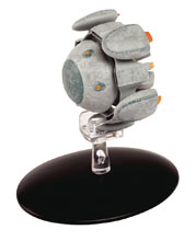 Image: Star Trek Starships Figure Magazine #127 (Eymorg Ion Drive Ship) - Eaglemoss Publications Ltd