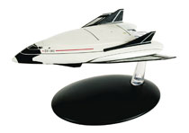 Image: Star Trek Starships Figure Magazine #128 (X-33) - Eaglemoss Publications Ltd