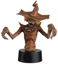 Image: DC Batman Universe Bust Collectible #6 (Scarecrow) - Eaglemoss Publications Ltd