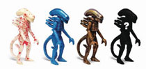 Image: Alien 3.75-inch Reaction Figure 12-Piece Blind Mystery Box Display Wave 2  - Super 7