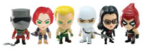 Image: G.I. Joe 2.5-inch Vinyl Figure Series 2 12-Piece Blind Mystery Box Display  - Whatnot Toys Inc