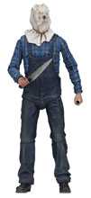 Image: Friday the 13th Action Figure: Part II Ultimate Jason Voorhees  (7-inch) - Neca
