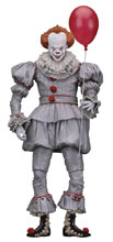 Image: It Ultimate Action Figure: 2017 Pennywise  (7-inch) - Neca