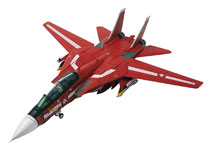 Image: Robotech 1/72 Scale F-14 Un Spacy Diecast Model: Miriya Type  - Toynami Inc