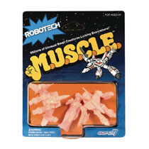 Image: Robotech Muscle 4-Pack Pack C  - Super 7