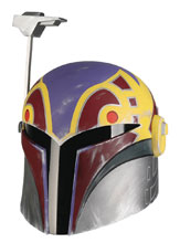 Image: Star Wars Rebels Helmet Replica: Sabine Wren Season 4  - Anovos Productions, LLC