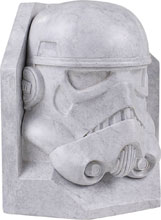 Image: Star Wars Stoneworks Faux Marble Bookend: Stormtrooper  - Gentle Giant Studios