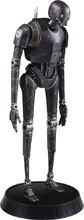 Image: Star Wars: Rogue One Statue - K-2SO  (1/6 Scale) - Gentle Giant Studios