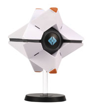 Image: Destiny Ghost Vinyl Generalist Shell Statue  (w/Download) - Crowded Coop, LLC