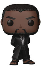 Image: Pop! Black Panther Vinyl Figure: Tchalla  (Robe) - Funko
