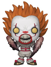 Image: Pop! It S2 Vinyl Figure: Pennywise Spider Legs  - Funko