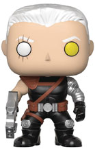 Image: Pop! Marvel Deadpool Vinyl Figure: Cable  - Funko