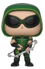 Image: Pop! Smallville Vinyl Figure: Green Arrow  - Funko