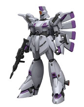 Image: Gundam F91 Vigna Ghina MG Re/100 Model Kit  - Bandai Hobby