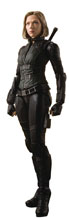Image: Avengers: Infinity War S.H.Figuarts Action Figure - Black Widow  - Tamashii Nations