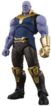 Image: Avengers: Infinity War S.H.Figuarts Action Figure - Thanos  - Tamashii Nations