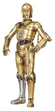 Image: Star Wars Model Kit: C-3PO  (1/12 scale) - Bandai Hobby