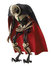 Image: Star Wars Model Kit: General Grievous  (1/12 scale) - Bandai Hobby