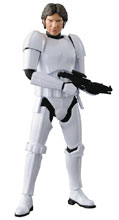 Image: Star Wars Model Kit: Han Solo Stormtrooper  (1/12 scale) - Bandai Hobby