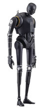 Image: Star Wars Model Kit: K-2SO  (1/12 scale) - Bandai Hobby