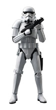 Image: Star Wars Model Kit: Stormtrooper  (1/12 scale) - Bandai Hobby