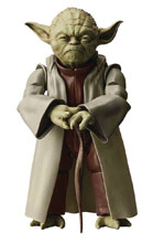 Image: Star Wars Model Kit: Yoda  (1/12 scale) - Bandai Hobby