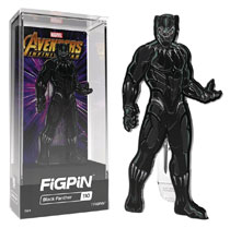 Image: Figpin Marvel Avengers: Infinity War - Black Panther Figure Pin 6-Piece Case  - Cmd Collectibles