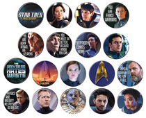 Image: Star Trek: Discovery 144-Piece Button Assortment  - Ata Boy