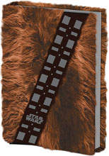 Image: Star Wars: Chewbacca Fur Covered Journal 10-Piece Display  - Pyramid America, Lp