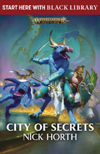 Image: Warhammer Prose Novel: City of Secrets SC  - Black Library