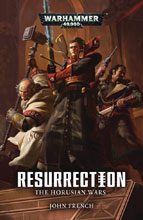 Image: Warhammer 40K Prose Novel: Horusian Wars Ressurection SC  - Black Library