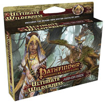 Image: Pathfinder ACG: Ultimate Wilderness Add on Deck  - Paizo Inc