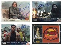 Image: Topps 2018 Star Wars Archives Signature Series Card Pack  - Topps Company
