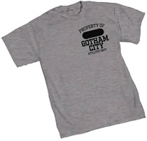 Image: Gotham City Athletic Dept. T-Shirt  (XL) - Graphitti Designs