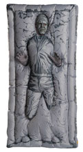 Image: Star Wars Costume: Han Solo in Carbonite  (Inflatable) - Rubies Costumes Company Inc