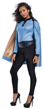 Image: Star Wars Costume: Lando Calrissian [Female]  (XS) - Rubies Costumes Company Inc