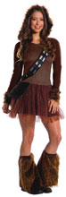 Image: Star Wars Costume: Chewbacca [Female]  (XS) - Rubies Costumes Company Inc