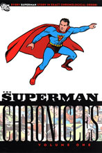 Image: Superman Chronicles Vol. 01 SC  - DC Comics