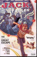 Image: Jack of Fables Vol. 01: The  [Nearly] Great Escape SC - DC Comics