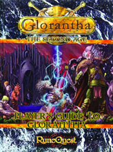 Image: Runequest: Player's Guide to Glorantha SC  -