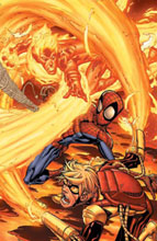 Image: Marvel Adventures Spider-Man Vol. 08: Forces of Nature  (digest) - Marvel Comics