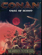 Image: Conan RPG: Trial of Blood  -