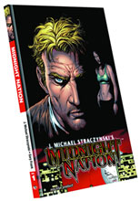 Image: Midnight Nation Deluxe HC  - Image Comics-Top Cow Productions