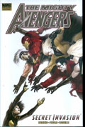 Image: Mighty Avengers Vol. 04: Secret Invasion Book 02 HC